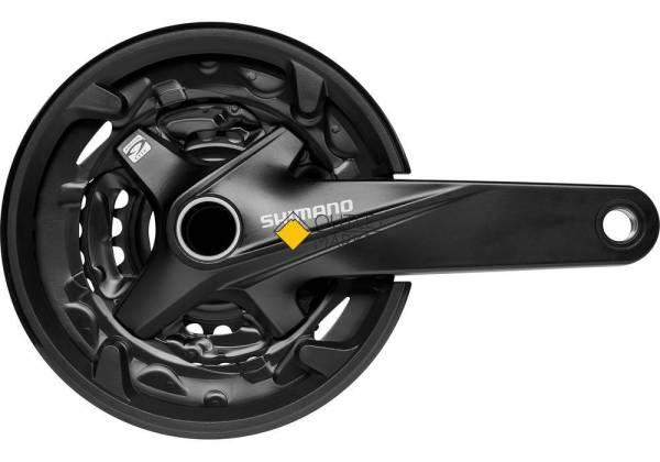 Система Shimano MT200 170 мм 40/30/22T под 9 скоростей